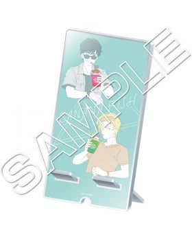 BANANA FISH Mappa Online Special Acrylic Smartphone Stand