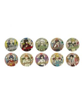 Bungou Stray Dogs Bunbougu Cafe Goods Can Badge Type A BLIND PACKS