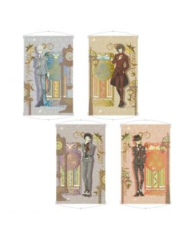 Bungou Stray Dogs Bunbougu Cafe Goods Tapestry