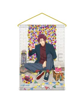 Free! Birthday Series Link Up Smile! Goods Tapestry Rin