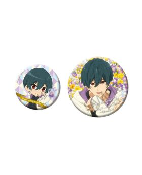 Free! Birthday Series Link Up Smile! Goods Can Badge Ikuya