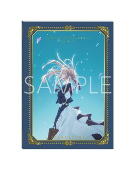 Violet Evergarden KyoAni Shop Movie Storyboard Book