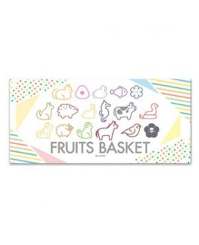 Fruits Basket Princess Cafe Goods Zodiac Symbols Bath Towel