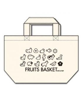 Fruits Basket Princess Cafe Goods Zodiac Symbols Tote Bag