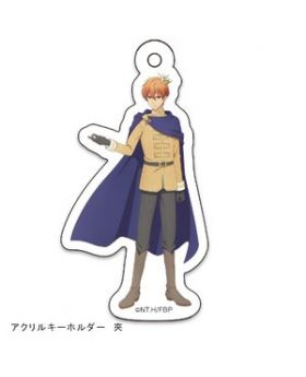 Fruits Basket Princess Cafe Goods Acrylic Keychain Kyo