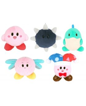 Kirby's Dream Land Sanei-boeki Kororon Friends Plush Strap