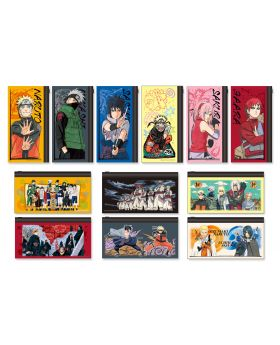 Naruto Jump Shop Goods Weekly Jump 50th Anniversary Pouch BLIND PACKS