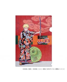 Naruto Jump Shop Goods Clear File Japanese Style