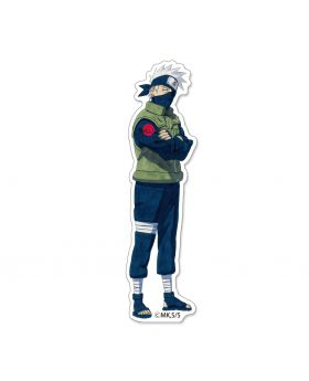 Naruto Jump Shop Goods Die-Cut Sticker Kakashi