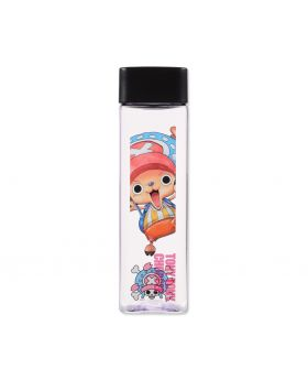 One Piece Jump Shop Square Clear Bottle Tony Tony Chopper