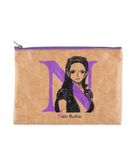 One Piece Jump Shop Initials Pouch Nico Robin