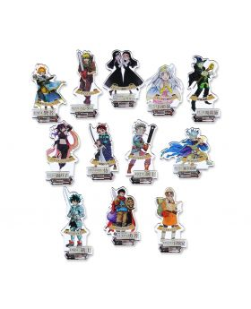 Weekly Shonen Jump Exclusive Jump Shop Fantasy Acrylic Stands BLIND PACKS