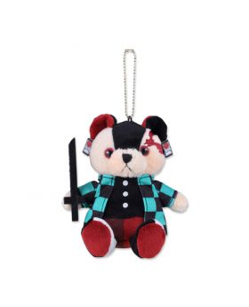 Kimetsu No Yaiba Jump Shop Spring 2020 Goods Bear Plush Tanjirou