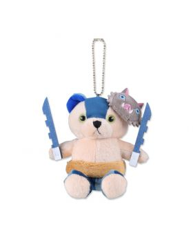 Kimetsu No Yaiba Jump Shop Spring 2020 Goods Bear Plush Inosuke