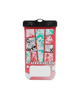 Boku No Hero Academia Jump Shop Summer Collection Goods Waterproof Case