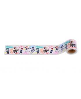 Boku No Hero Academia Jump Shop Summer Collection Goods Washi Tape