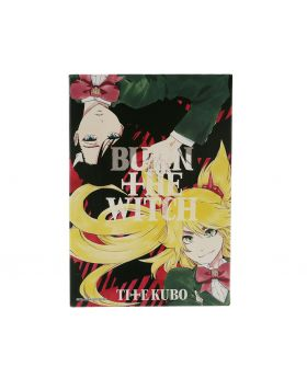 Burn The Witch Jump Shop Full Color Canvas Art