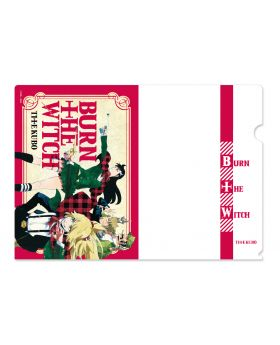 Burn The Witch Jump Shop Clear File