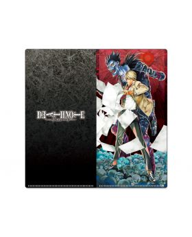 Death Note Jump Shop Ticket Case