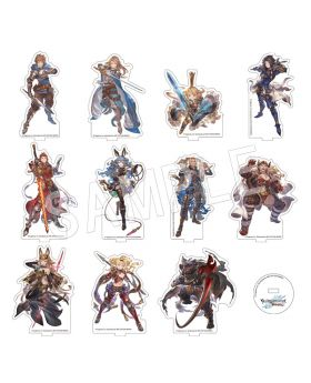 Granblue Fantasy Versus Chugai Mining Acrylic Stand BLIND PACKS