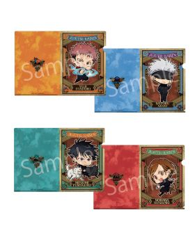 Jujutsu Kaisen Cabinet Clear File Set Normal Ver.