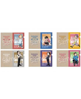 BANANA FISH Cabinet Clear File Set Part Time Job Ver.