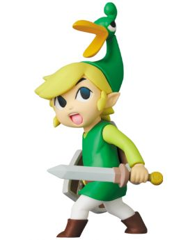 The Legend of Zelda: The Minish Cap UDF Nintendo Series 4 Link The Minish Cap Ver. Figurine