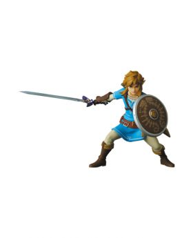 The Legend of Zelda: Breath of the Wild UDF Nintendo Series 4 Link Breath of the Wild Ver. Figurine
