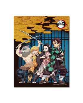 Kimetsu No Yaiba Key Visual Multi Cloth