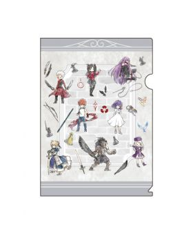 Fate/Stay Night Heaven's Feel GraffArt Clear File