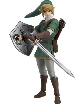 The Legend of Zelda: Twilight Princess Link Twilight Princess Ver. DX Edition