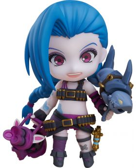 League of Legends Jinx Nendoroid
