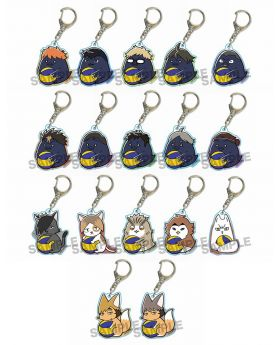 Haikyuu!! To The Top Bell House GyuGyutto Acrylic Keychain