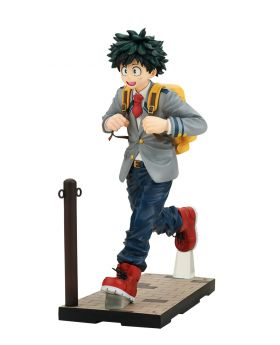 Boku No Hero Academia Bellfine Connecolle Figurine Midoriya Izuku Deku