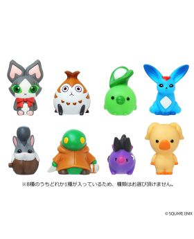 Final Fantasy XIV Square Enix Minion Mascot Figurine Collection Vol. 2 BLIND PACKS