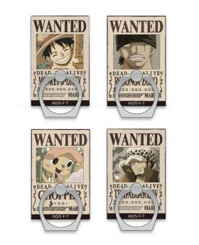 One Piece Wanted Poster Phone Ring