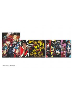 Persona 5 Royal Trick Clear File Set