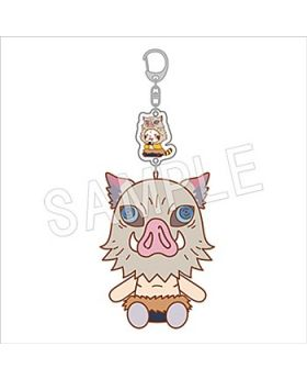 Kimetsu No Yaiba Rascal Collaboration Goods Keychains Inosuke