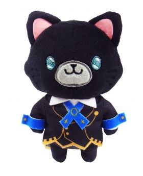 Granblue Fantasy withCAT Plush and Eye Mask Lancelot