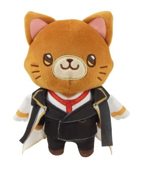 Granblue Fantasy withCAT Plush and Eye Mask Siegfried
