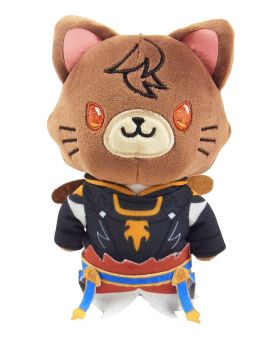 Granblue Fantasy withCAT Plush and Eye Mask Sandalphon