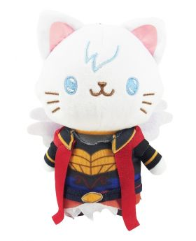 Granblue Fantasy withCAT Plush and Eye Mask Lucifer