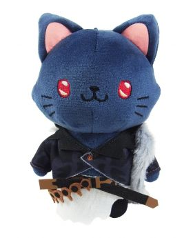 Granblue Fantasy withCAT Plush and Eye Mask Belial