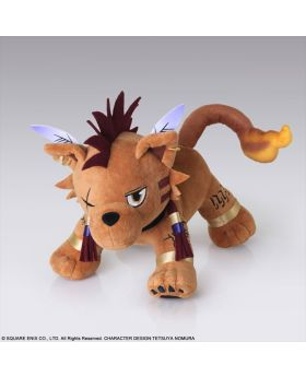 Final Fantasy VII Square Enix Action Doll Red XIII