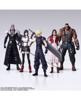 Final Fantasy 7 Remake Trading Arts Small Figurines BLIND PACKS