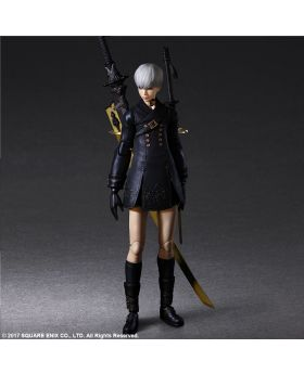NieR Automata Play Arts Figurine 9S DX Version