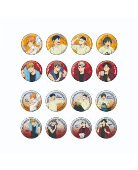 Haikyuu!! To The Top POMMOP Can Badge BLIND PACKS