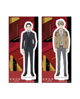 Fugou Keiji Balance UNLIMITED Movic Acrylic Stand