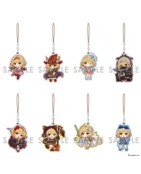 Granblue Fantasy Pearl Acrylic Collection Main Character (Female) Box Vol. 1 SET
