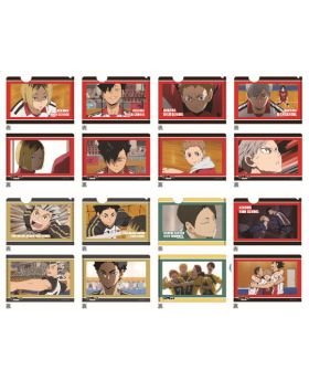 Haikyuu!! To The Top Broccoli Mini Clear File with Postcard Vol. 2 SET
